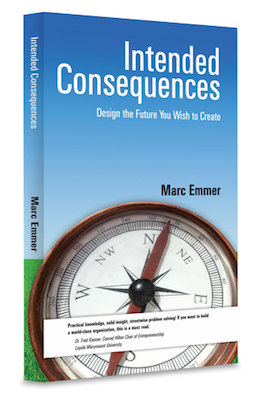 Intended Consequences - book by Marc Emmer